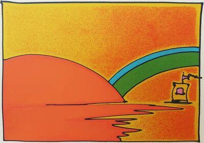 Peter Max, 'Little Boat II', 1976