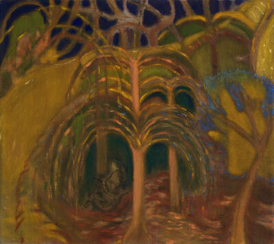 Darby Milbrath, 'Beneath the Tree', 2020