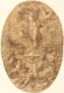 Francesco Salviati, 'The Resurrection', 1545/1548