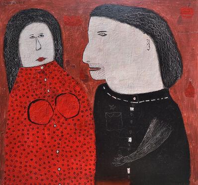 Indra Dodi, 'Couple', 2015