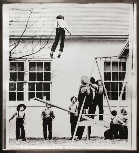 Linda Fregni Nagler, 'Pour commander à l'air, Amish Acrobats  ', 2014
