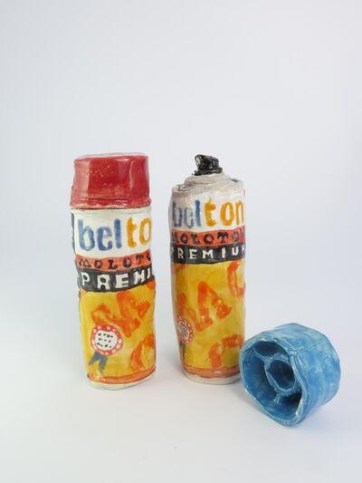 Rose Eken, 'Belton Spray Can ', 2015