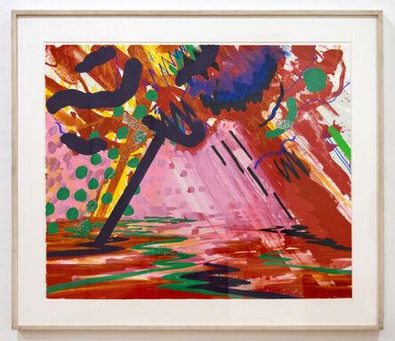 Peter Alexander, 'Chula Vista Cirrus', 1982