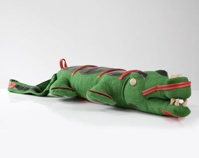 """Renate Müller, 'Large """"Therapeutic Toy"""" Crocodile', 1974/2012"""