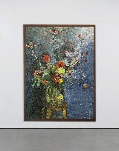 Vik Muniz, 'Bouquet after Henri Matisse ', 2005