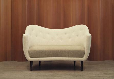 """Finn Juhl, '""""BO64"""" Two-and-a-half Person Sofa', Designed 1948; made ca. 1950"""