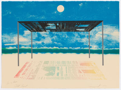 James Rosenquist, 'Cold Light', 1971