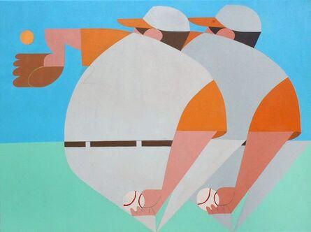 Adrian Kay Wong, 'Wind-Up Birds', 2017