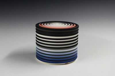Jin Eui Kim, '33. Object - Lidded box', 2017