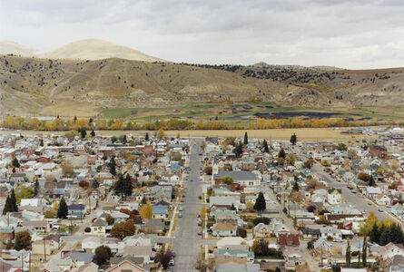 Thibaut Cuisset, 'Anaconda, Montana', 2012