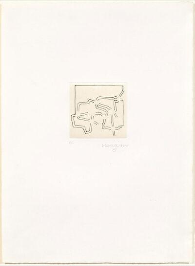 Eduardo Chillida, 'Aldebateko', 1973