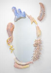 Katie Stout, 'Mirror Face 1, 2020', 2020