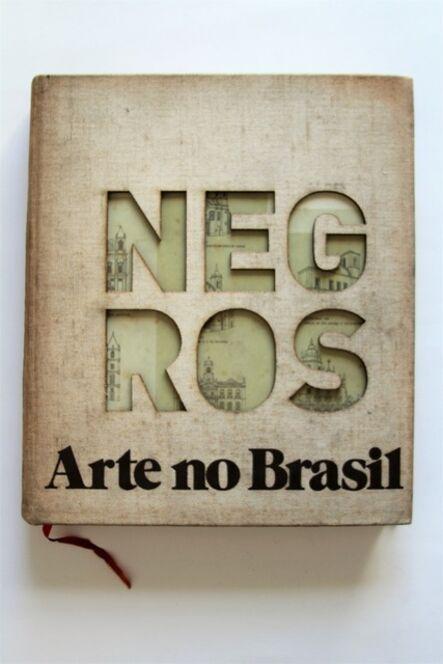 Sérgio Adriano H, 'NEGROS Arte no Brasil', 2019