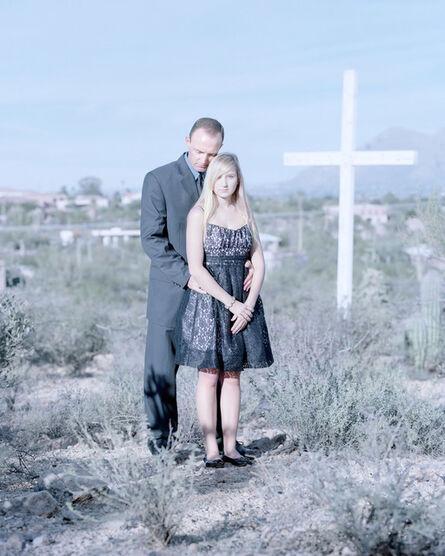David Magnusson, 'Will Roosma & Nicole Roosma, 17 years. Tucson, Arizona'