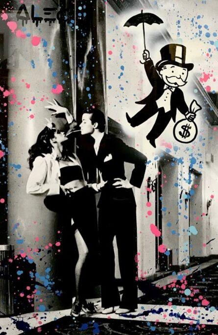 Alec Monopoly, 'Umbrella Kisses', 2017