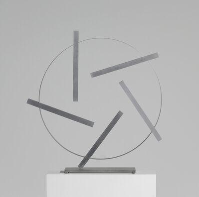 Martin Willing, 'Ring mit Stäben um Fünfeck', 2012/2016