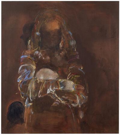 Anna Tuori, 'Evening Sun Go Down (Italian Brown Pink Lake)', 2020