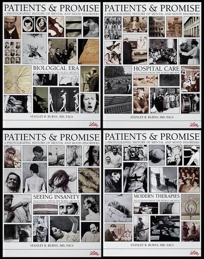 Burns Archive, 'Patients & Promise: A Photographic History of Mental And Mood Disorders', 2006