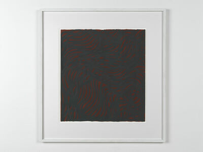 Sol LeWitt, 'Tangled bands ', 2002