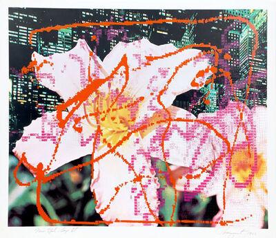 James Rosenquist, 'New York Says It: New York The Communications Center', 1983