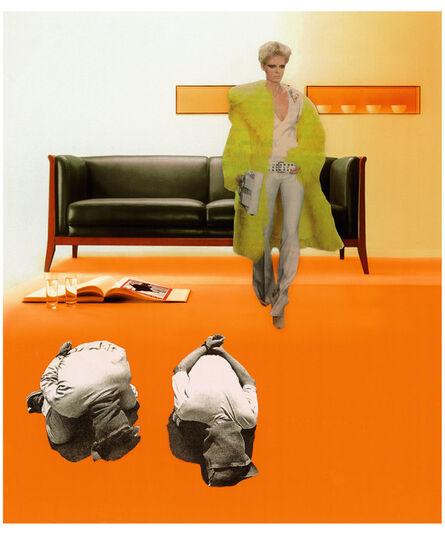 Martha Rosler, 'Hooded Captives', 2004