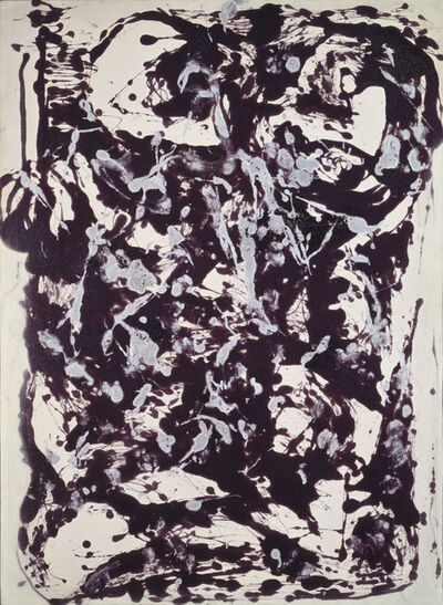 Jackson Pollock, 'Brown and Silver I.', ca. 1951