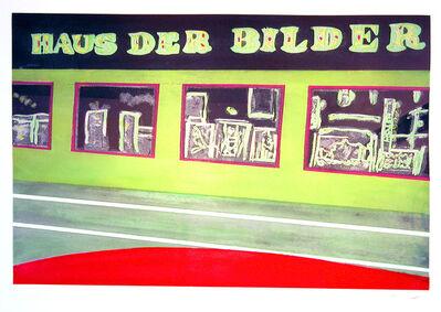 Peter Doig, 'Haus der Bilder from 100 Years Ago Portfolio ', 2000-2001