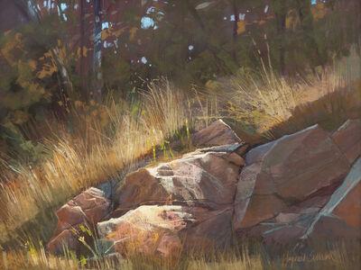 Liz Haywood-Sullivan, 'Sunlit Boulders', 2020