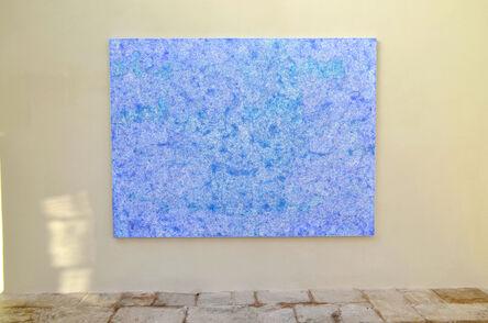 Graham Gussin, 'Unfolding Blue Matter Island  ', 2016
