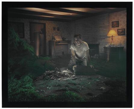 Gregory Crewdson, 'Untitled (Sod Man)', 1999