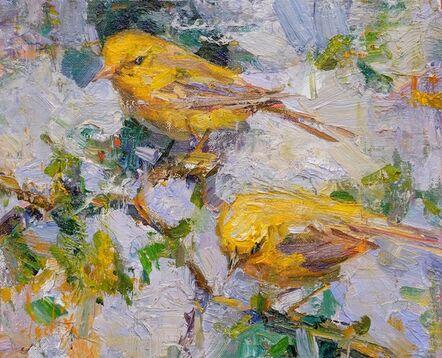 Derek Penix, 'Birds', 2015