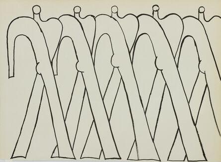 Denise Kupferschmidt, 'Marching', 2015