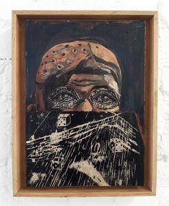 Damien Deroubaix, 'Dickhead', 2018