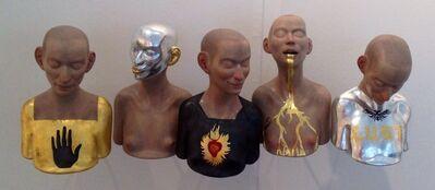 Richard Stipl, 'Eyes flame, blood sings, bone begin to swell', 2013