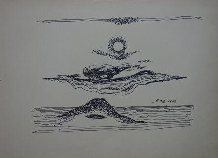 Baburao Satwalkar, 'Untitled'