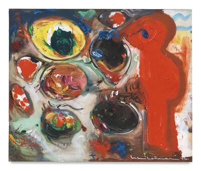 Hans Hofmann, 'The Conjuror (Small Version)', 1946