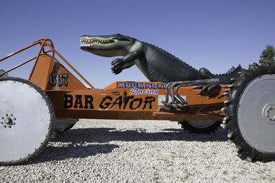 Malcolm Lightner, 'Big Gator', 2011
