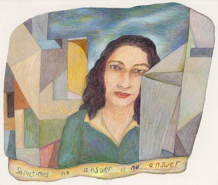 Vito Desalvo, 'Sometimes No Answer Is No Answer'