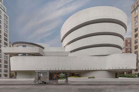 Marc Yankus, 'The Solomon R. Guggenheim Museum', 2018