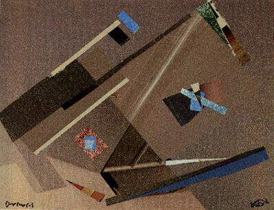 Werner Drewes, 'Collapsing Forms', 1982