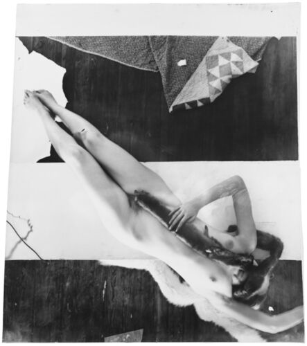 Francesca Woodman, 'Untitled (from Swan Song series), Providence, Rhode Island ', 1978