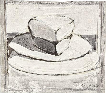 Wayne Thiebaud, 'Pie', 1958