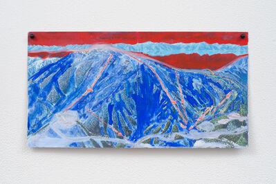 Jocko Weyland, 'Mt. Rose (Red Sky)', 2013
