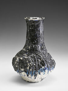 Johannes Nagel, 'Black Vase', 2016