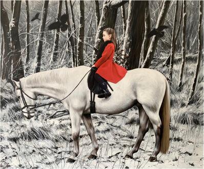 Gerard Burns, 'This Winter Journey', 2020