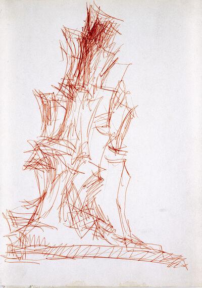 Fritz Wotruba, 'Standing Figure', 1968