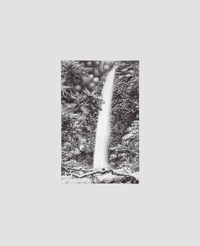 Anouk Mercier, 'Los Banos Falls', 2017