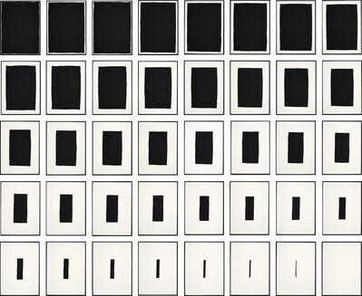Sol LeWitt, 'Vanish', 1994