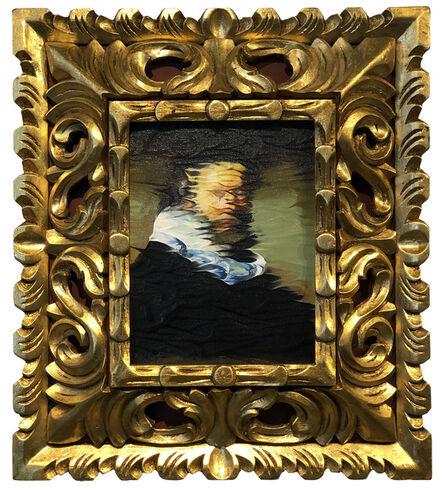 Alex Sastoque, 'Hommage to Rembrandt', 2021