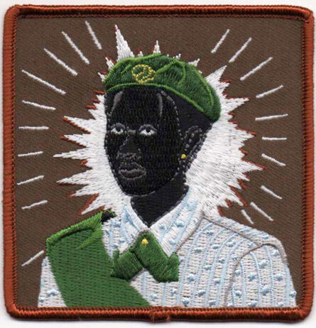 Kerry James Marshall, 'Scout (Girl)', 2017